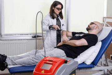 ما هو علاج هيل (العلاج بالليزر عالي الكثافة)؟