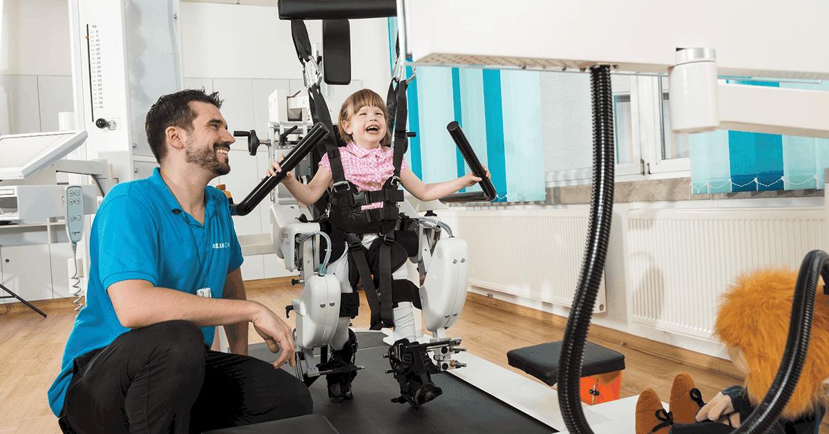 Lokomat (Robot-assisted walking therapy)